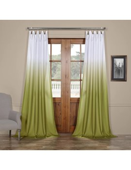 Ivy Bronx Gerena Synthetic Single Curtain Panel & Reviews by Ivy Bronx