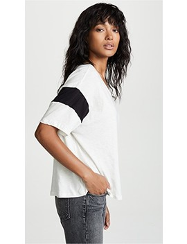 Colorblock Tee by Sundry