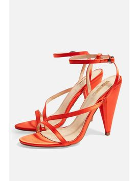 Riz Strappy Sandals by Topshop
