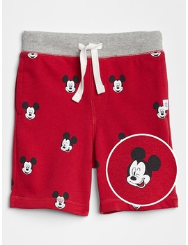 Baby Gap  Disney Mickey Mouse Pull On Shorts by Gap