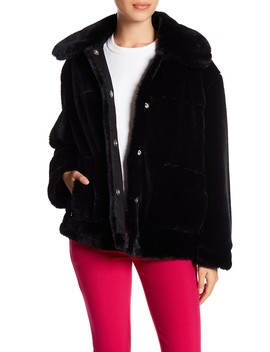 Faux Fur Jacket by Urban Republic