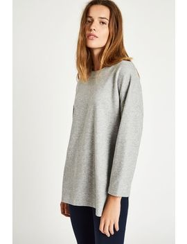 Osmund Raw Cut Hem Crew by Jack Wills