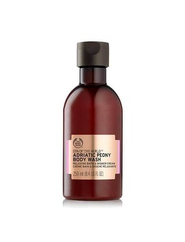 Spa Of The World™ Adriatic Peony Bath & Shower Cream by The Body Shop