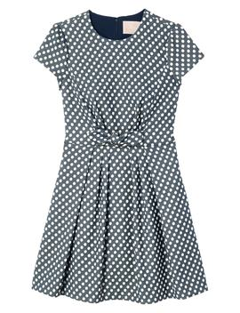 Amy Polka Dot Fit & Flare Dress by Gal Meets Glam Collection