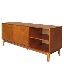 Amherst Mid Century Modern Tv Stand   Brown   Project 62™ by Shop All Project 62™