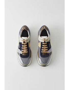 vintage-running-sneakers-dark-grey by acne-studios