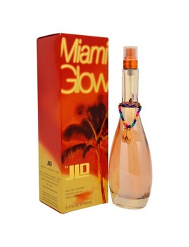 Miami Glow By Jennifer Lopez For Women's    Edt Spray 3.4 Oz by Shop All Jennifer Lopez