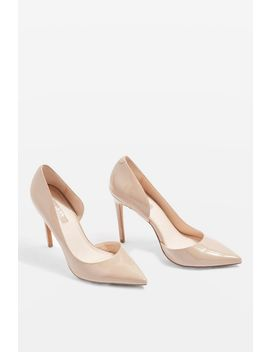 Gallery Dorsey Court Shoes by Topshop