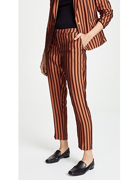 Striped Tailored Pants by Scotch & Soda/Maison Scotch