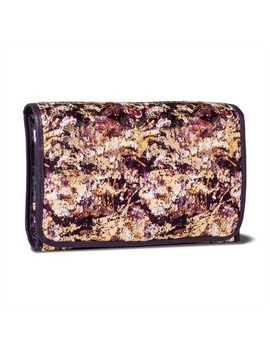 Sonia Kashuk™ Cosmetic Bag Valet Distress Floral With Foil by Shop This Collection