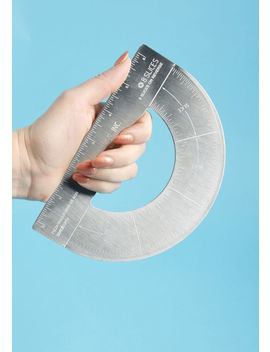 Take Measures Protractor Pizza Cutter by Modcloth