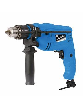 Silverline 265897 500 W Diy Corded Hammer Drill 230 V by Amazon