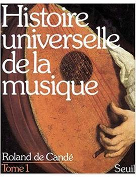 Histoire Universelle De La Musique (French Edition) by Amazon