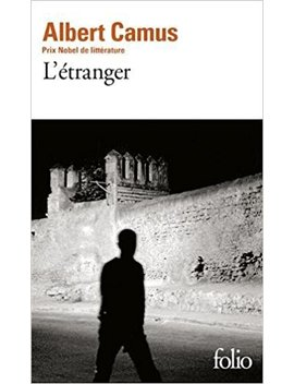 L'étranger (Collection Folio, No. 2) (French Edition) by Albert Camus