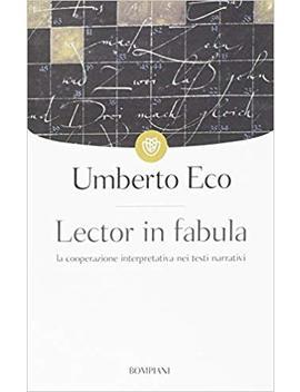 Lector In Fabula (Italian Edition) by Amazon
