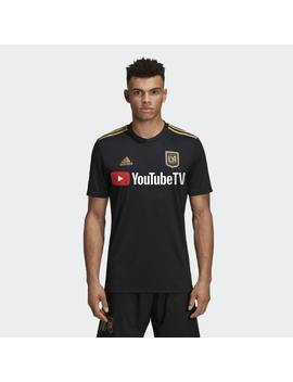 Los Angeles Fc Home Jersey by Adidas