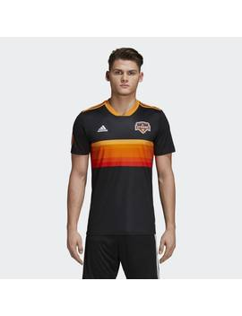 Houston Dynamo Away Replica Jersey by Adidas