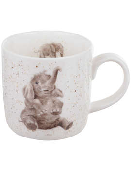 Royal Worcester Wrendale Elephant Mug by Royal Worcester
