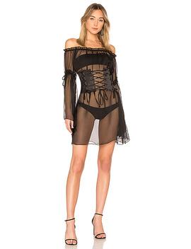 X Revolve Lisieux Corset Dress by Danielle Guizio