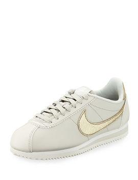 Women's Classic Cortez Premium Sneakers by Nike