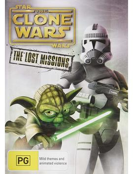 Star Wars The Clone Wars   The Lost Missions   Season 6 by Amazon