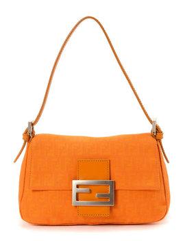 Mini Mamma Baguette Shoulder Bag   Vintage by Fendi