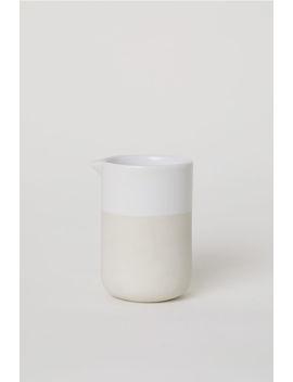 Small Ceramic Jug by H&M