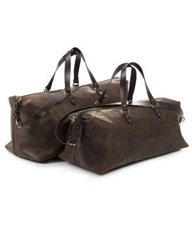 Leather Weekender Bag By Kruk Garage Travel Bag Leather Carryall Flight Cabin Bag Overnight Bag Large Bag Mens Bag Sport Bag Duffel Bag by Kruk Garage Atelier