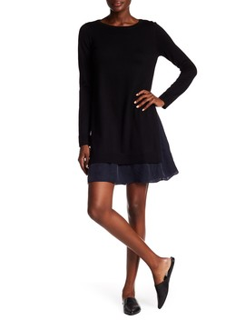 Rigby Merino Wool Dress by Club Monaco
