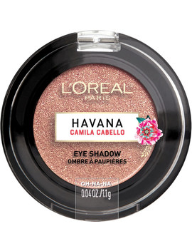 Havana X Camila Cabello Eyeshadow by L'oréal