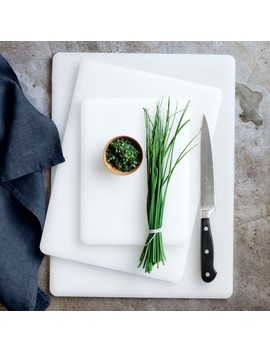 Williams Sonoma Synthetic Prep Cutting Board, Set Of 3 by Williams   Sonoma