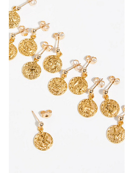 Tiny Single Astrology Earring by Free People