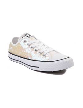 Womens Converse Chuck Taylor Lo Iridescent Sequin Sneaker by Converse