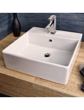 American Standard Loft Rectangular Vessel Bathroom Sink With Overflow & Reviews by American Standard