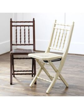 St. Germain Folding Chair by Ballard Designs