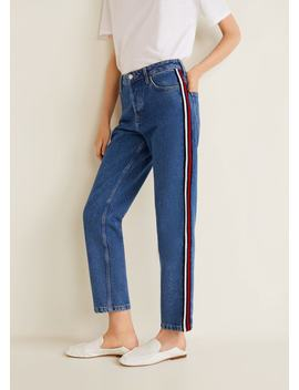 Jeans Relaxed Claudia by Mango