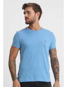 Classic Heather Tee   Basic T Shirt by Tommy Hilfiger