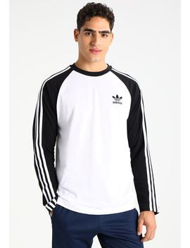 Adicolor 3 Stripes   Long Sleeved Top by Adidas Originals