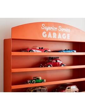 Car Garage Wall Shelf by Pottery Barn Kids
