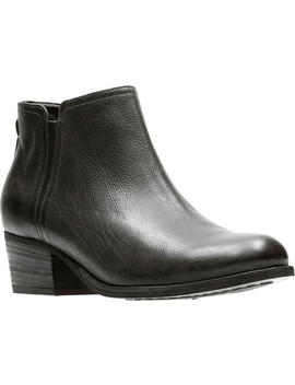 Maypearl Ramie Ankle Bootie by Clarks
