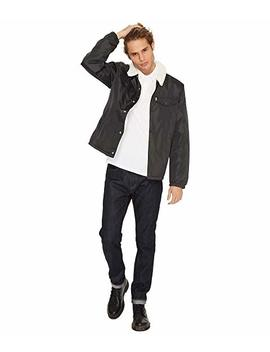 Sherpa Coach Trucker Jacket by Levi's Mens