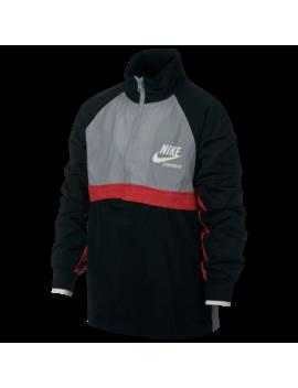 Nike Archive Woven Half Zip Jacket by Nike