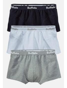 Baumwoll Hipster (3 Stck.) by Buffalo