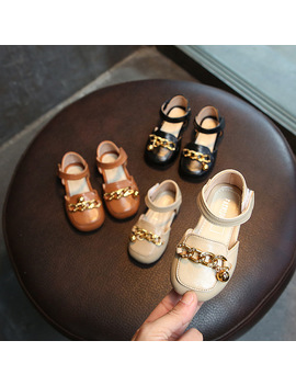 2018 New Children's Princess Shoes Casual Shoes For Girls Fashion Simple Comfortable Student Shoes Eu 21 25 by Rubber Brother
