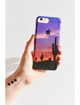 Recover Desert Dreams I Phone Case by Recover