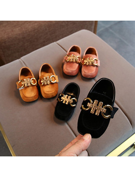 2018 Spring Child Baby Suede Casual Shoes Children Toddler Shoes First Walkers by Rubber Brother