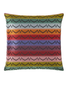 Vicenza Pillow by Missoni Home