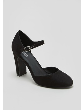 Two Part Court Shoes by Matalan