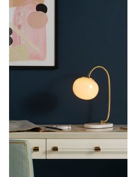 Pearl Led Table Lamp by Anthropologie