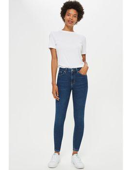 Petite Indigo Jamie Jeans by Topshop